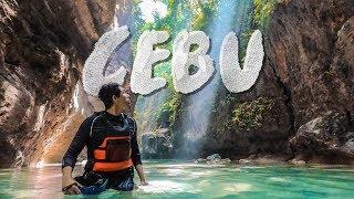 CEBU - CANYONEERING AND CLIFF JUMPING AT KAWASAN FALLS   TSL Travels
