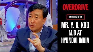 Mr. Y K Koo on the 2019 Hyundai Santro | Interview | OVERDRIVE