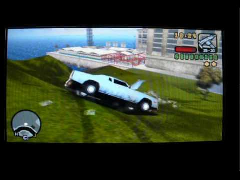 Grand Theft Auto - Liberty City Stories [PSP] GamePlay