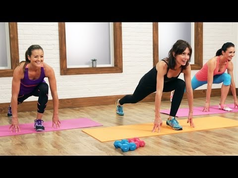 The Ultimate 30-minute Cardio Pilates Workout! video