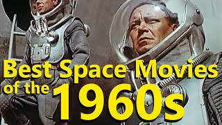The 7 Best Space Movies of the 1960s - OldFutures
