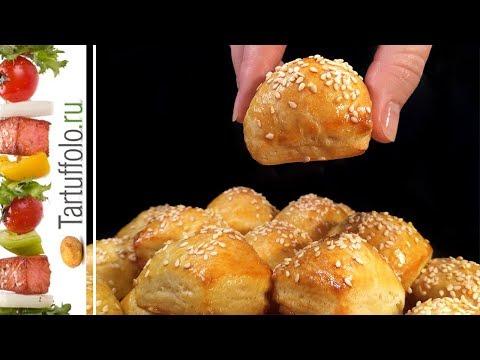 Необычайные Пирожки Малютки. Готовятся за 2 минуты, съедаются молниеносно.