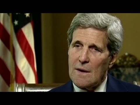 Kerry: There's a new reality for Iraq