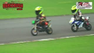 seru saling tikung kelas Mini GP anak2 - rekor cup race 2017