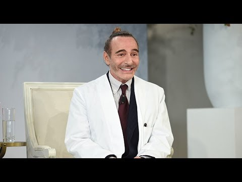 John Galliano | British fashion designer | Glamour Diaries | Fashion Files