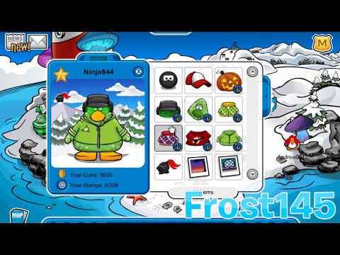 23 Free Club Penguin Codes (Coins, Puffle Accessories, and Items)