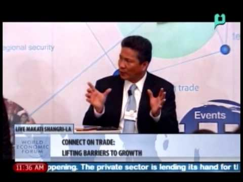 [Pt. 04] 23rd World Economic Forum on East Asia: Connect on Trade: Lifting Barriers to Growth