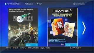 PLAY PS2 GAMES ON PS4! (GTA 3, GTA Vice City & GTA San Andreas Remastered)