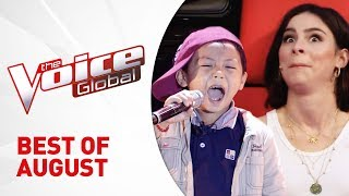 BEST OF AUGUST 2019 in The Voice Kids