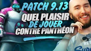 [FR] ALDERIATE SOLO Q - JAX VS PANTHEON - DIAMANT 1 - PATCH 9.13 - COMMENT EST VOTRE BUREAU G@MING ?
