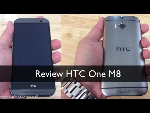Review HTC One M8 - Análisis completo