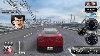 【湾岸5DX+】安全運転で車を走らせるゲーム