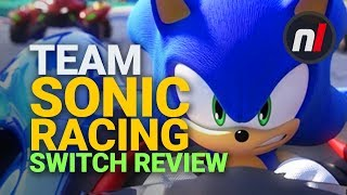 Team Sonic Racing Nintendo Switch Review - Is It Worth It?