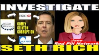 Seth Rich - Hillary's Hackers - Awan Brothers - Corrupt Comey - Obama is a Muslim -NSA Leaks