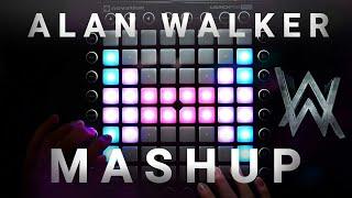 Download Lagu Alan Walker Mashup | Launchpad Mashup (Faded x SMTS x Alone x Tired) [UniPad Project File] Gratis STAFABAND