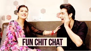 Sharad Malhotra and Kratika Sengar