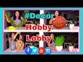 COMPRAS DE DECORACION DEL HOGAR | HOBBY LOBBY |HOME GOODS | DOLLAR TREE Y WALMART
