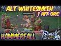 Whitesmith Hammerfall Build 1 Hit Orc | Ragnarok Mobile Eternal Love