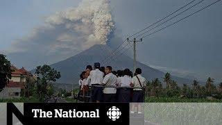 Bali volcano poses imminent threat