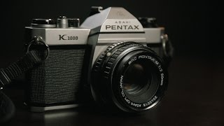 Pentax K1000 - Best Intro to Shooting Film