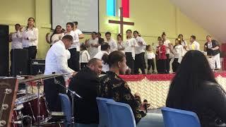 Sunday school combine 2018 - Waitangirua AOG