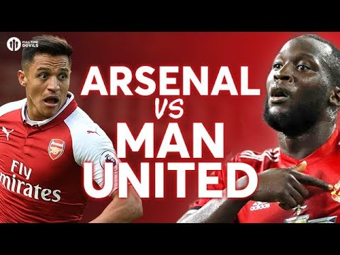 Arsenal vs Manchester United LIVE PREVIEW! thumbnail