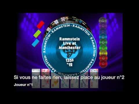 MONOPOLY - Spécial Concerts Des Légendes_Gameplay n°1
