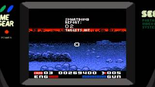 (Game Gear) Terminator 2 - The Arcade Game Stage 1