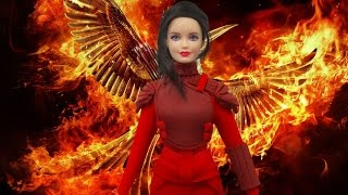 Play Doh  Katniss Everdeen The Hunger Games Mockingjay Part II Inspired Costume