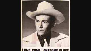 Watch Hank Williams Honky Tonkin video