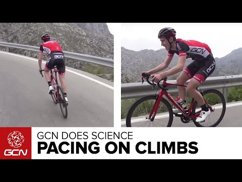 How Important Is Proper Pacing On A Climb? GCN Does Science