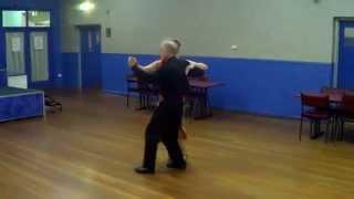 Tango San Anton Sequence Dance