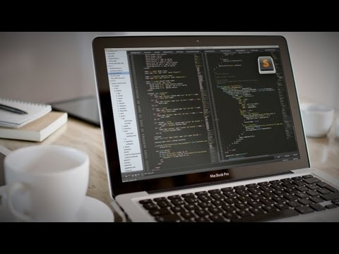 Sublime Text - Обзор редактора