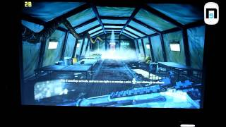 Crysis 2 Asus Eee VX6s Lamborghini  intel Atom D2700 + Radeon HD6470M Video 2