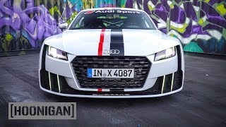 [HOONIGAN] DT 147: Audi TT Clubsport Biturbo 600HP AWD Monster