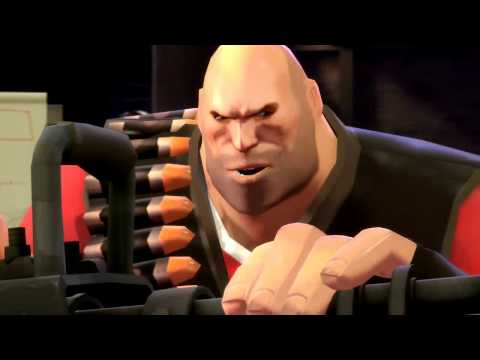 Video: Team Fortress 2 Seznamte se s Heavym 480x360 px - VideoPotato.com