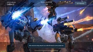 ThuBaBy Game - ROBOT WAR 3D - Chiến Tranh RoBot Khổng Lồ
