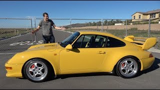 The Porsche 911 Carrera RS Is the Forbidden 993