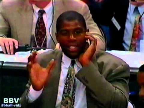 Larry Johnson 1992 slam dunk contest
