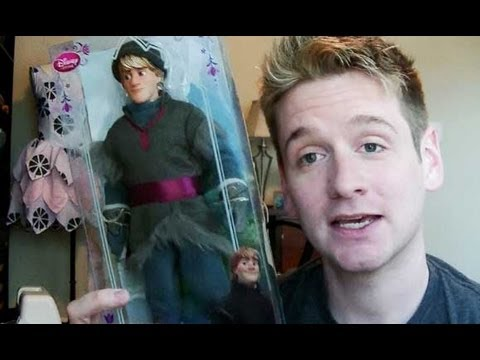 DISNEY FROZEN KRISTOFF DOLL REVIEW