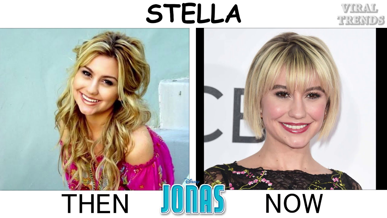 Disney Channel Stars Before and After 2017