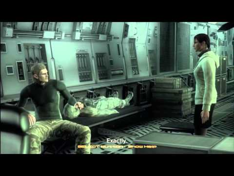 Metal Gear Solid 4 #12-1: Laid (Uncut Commentary)