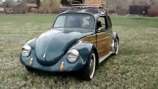 Johns vw Beetle