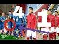 Hasil akhir!!! INDONESIA VS ISLANDIA 2018