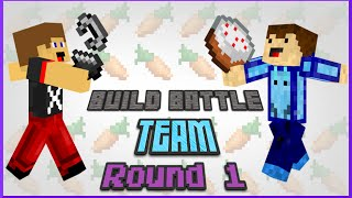 Hypixel Build Battle (Team) Round 1 |Minecraft-Minigames|
