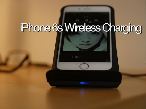 Review: Spigen iPhone 6s Wireless Charging Setup