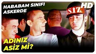 Hababam Sınıfı Askere Alındı! | Hababam Sınıfı Askerde Türk Komedi Filmi | Şafak