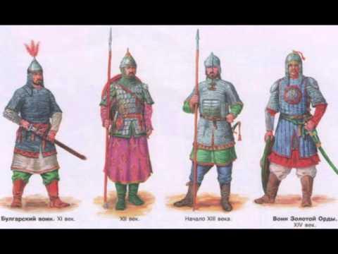 Рудаков В.Н.: Народы Золотой Орды: были ли татары в Золотой Орде?