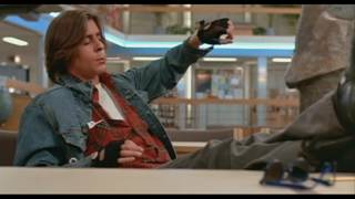The Breakfast Club - Sleeping scene
