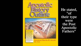 Video: Greek Apostate Fathers: Clement, Ignatius, Justin Martyr, Shepherd of Hermas & Polycarp founded the Catholic 'cult' of Rome - approvedofGod